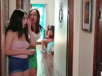 Teens Find That Moms Are In Lesbian Relationship